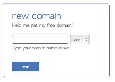 Come creare un sito web - Step 1